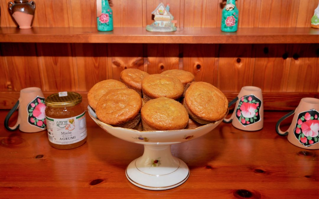 Ricetta Muffins Alla Zucca